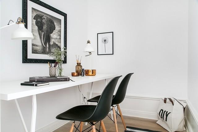 Domowe Biuro Aranżacje Codziennie Szczypta Designu